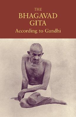 Bhagavad Gita Gandhi book