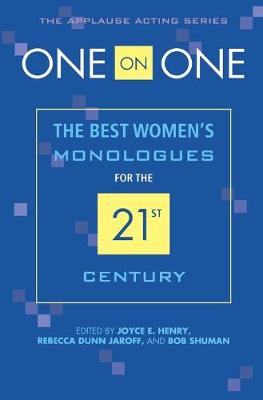 One on One by Joyce E Henry