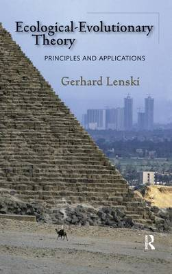 Ecological-Evolutionary Theory by Gerhard Lenski