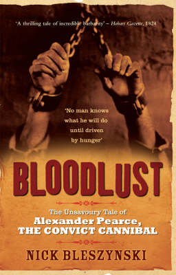 Bloodlust by Nick Bleszynski