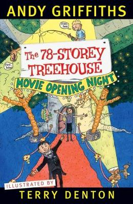 The 78-Storey Treehouse book