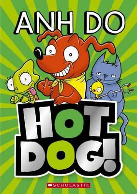Hotdog by Anh Do