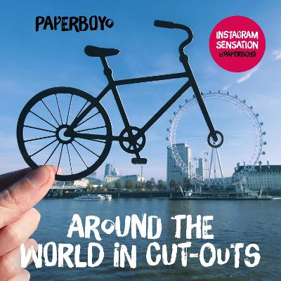 Around the World in Cut-Outs book