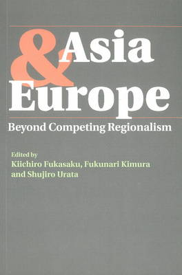 Asia and Europe by Kilichiro Fukasaku