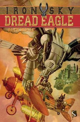 Dread Eagle book