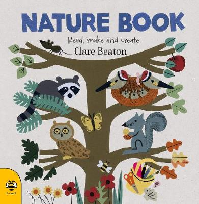 Nature Book by Clare Beaton