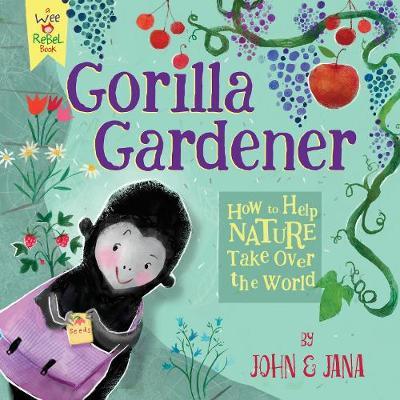 Gorilla Gardener by John Seven
