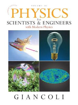 Physics for Scientists and Engineers with Modern Physics book