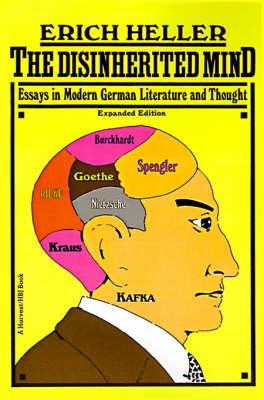 Disinherited Mind by Erich Heller