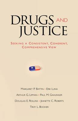 Drugs and Justice book