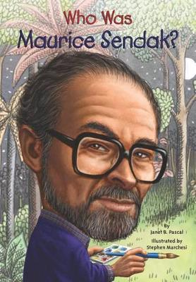 Who Was Maurice Sendak? book