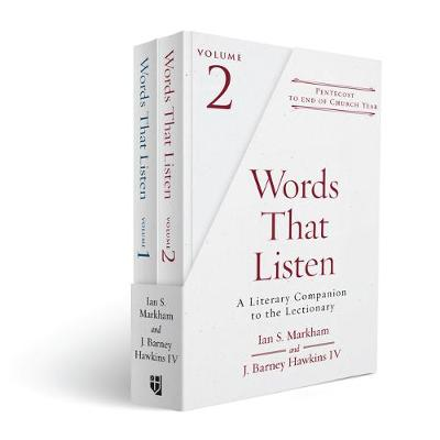 Words That Listen by The Very Rev. Ian S. Markham