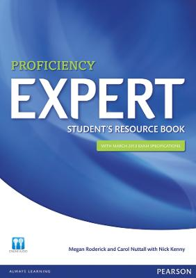 Expert Proficiency Student's Resource Book with Key book