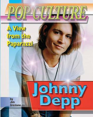 Johnny Depp by Jim Graziano