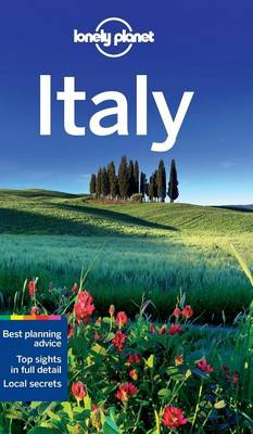 Lonely Planet Italy (Travel Guide) 12th Edition book