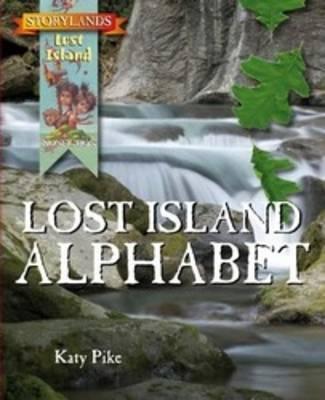 Lost Island Alphabet by Katy Pike
