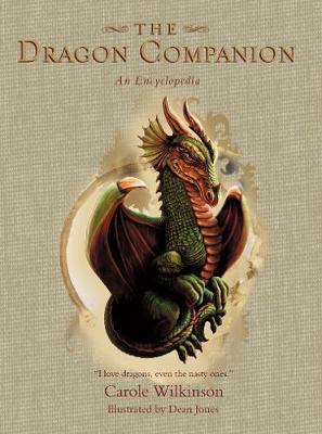 Dragon Companion by Carole Wilkinson
