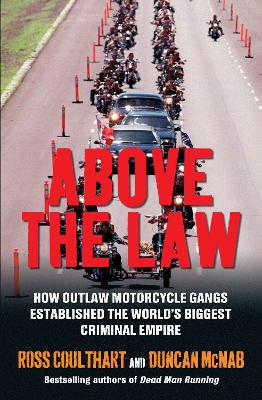 Above the Law by Ross Coulthart