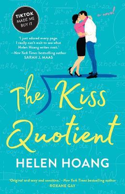 The Kiss Quotient book