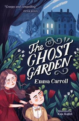 The Ghost Garden book