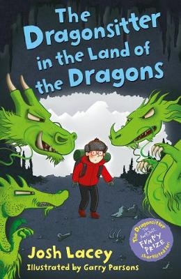 The Dragonsitter in the Land of the Dragons book