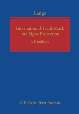 International Trade Mark and Signs Protection book