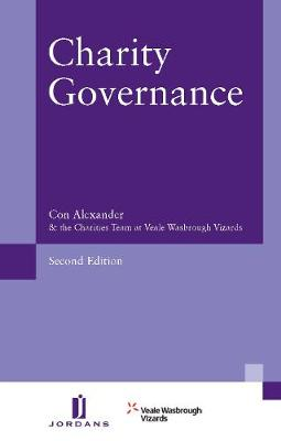 Charity Governance by Con Alexander