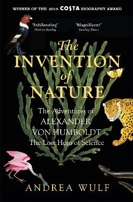 Invention of Nature book