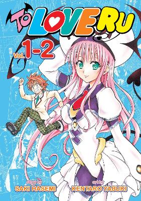 To Love Ru, Vol. 1-2 by Saki Hasemi