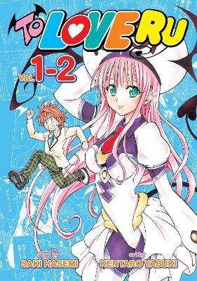 To Love Ru, Vol. 1-2 by Saki Hasemi