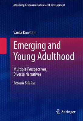Emerging and Young Adulthood by Varda Konstam