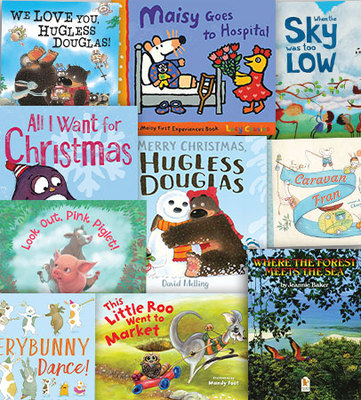 10 Picture Book Pack by Various