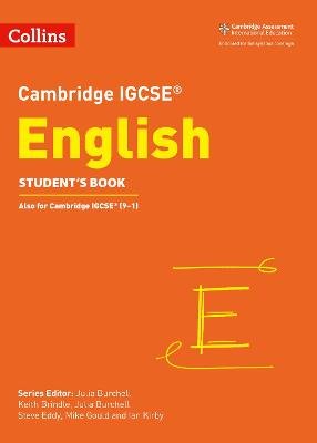 Cambridge IGCSE (R) English Student's Book by Keith Brindle