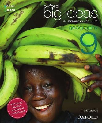 Oxford Big Ideas Geography 9 Australian Curriculum Student book + obook assess book