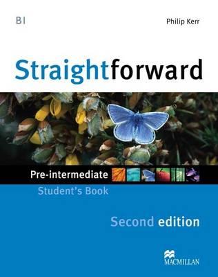 Straightforward 2nd Edition Pre-Intermediate Level Student's Book by Philip Kerr