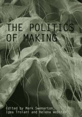 Politics of Making book