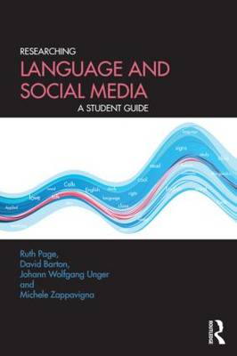 Researching Language and Social Media by Ruth Page