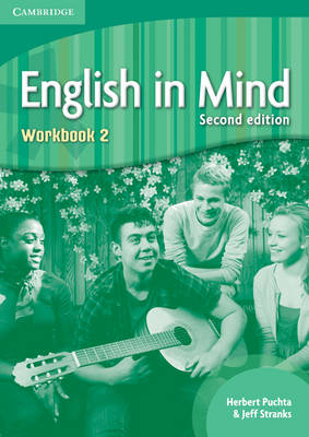 English in Mind Level 2 Workbook book