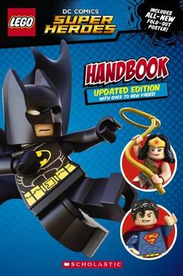 Lego DC Superheroes Handbook by Greg Farshtey