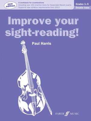 Double Bass Grades 1-5 by Paul Harris