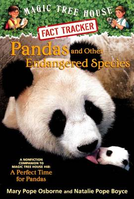 Pandas and Other Endangered Species by Natalie Pope Boyce