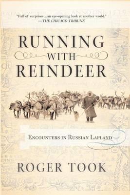Running with Reindeer book