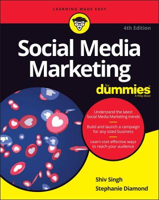 Social Media Marketing For Dummies by Shiv Singh