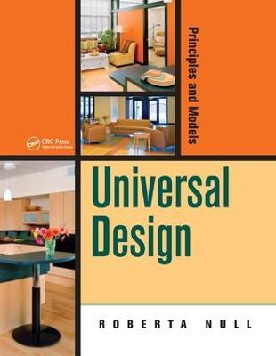 Universal Design: Principles and Models book