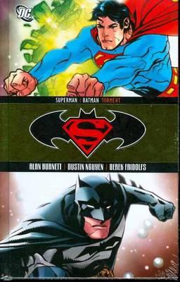 Superman Batman HC Vol 06 Torment by Dustin Nguyen