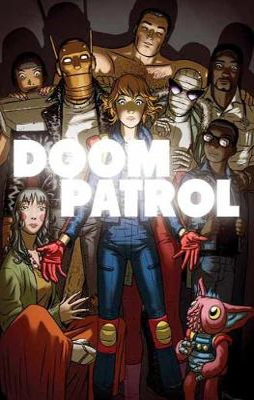 Doom Patrol Vol. 2 by Gerard Way
