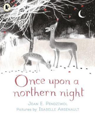 Once Upon a Northern Night by Isabelle Arsenault