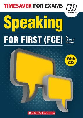 Speaking for First (FCE) with CD book