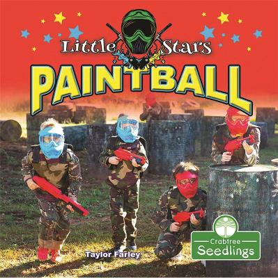 Little Stars Paintball by Taylor Farley
