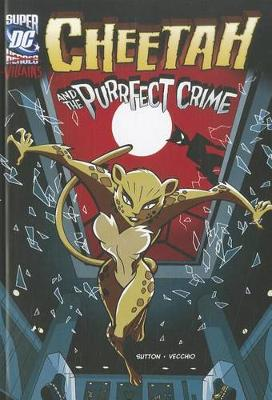Cheetah and the Purrfect Crime book